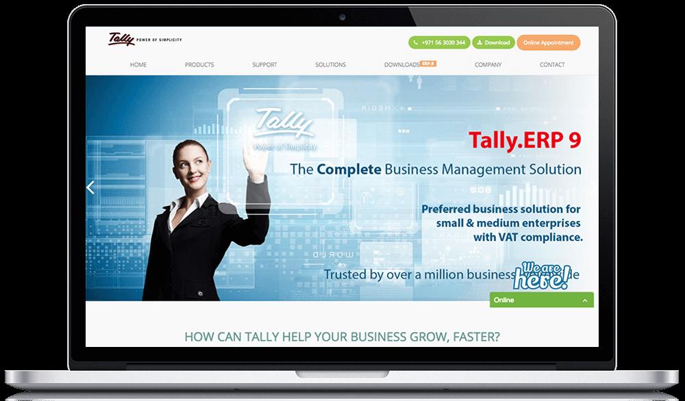 tallysolutions-uae-website, VAT UAE